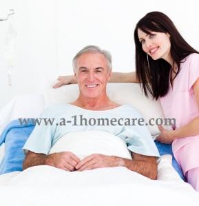 hospice care orange county a-1 home care